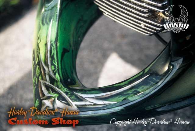he official The Lord Of The Rings Custombike build by Harley-Davidson Hanau, Germany - Das offizielles - Der Herr der Ringe - Custombike, gebaut von Harley-Davidson Hanau