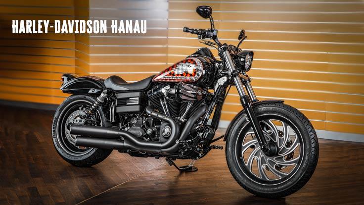 Harley Davidson Hanau: Wir Bauen Deine Traum-Harley