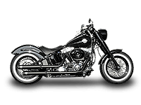 Softail Slim Umbau Slingshot Custombike