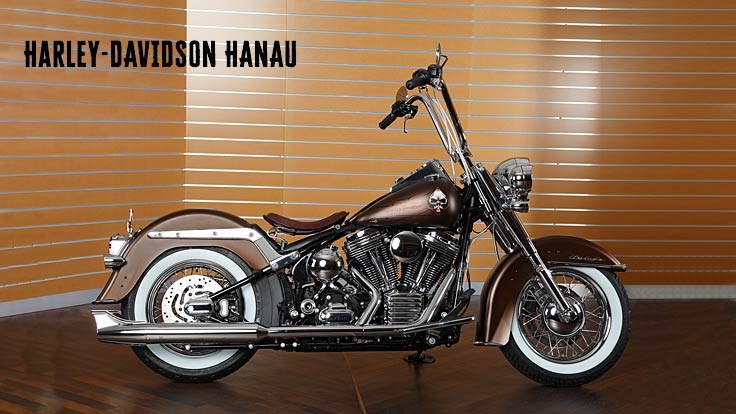 Harley-Davidson Softail Custombike Psycho Billy