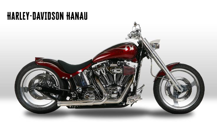 Harley-Davidson Softail Purity