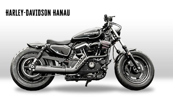 Wir Bauen Deine Traum Harley Harley Davidson Hanau