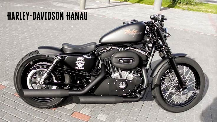 Harley-Davidson Sportster Custombike Night Chaser