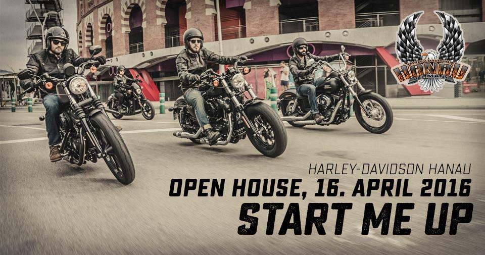 Harley Davidson Hanau: Open House Bei H-D Hanau
