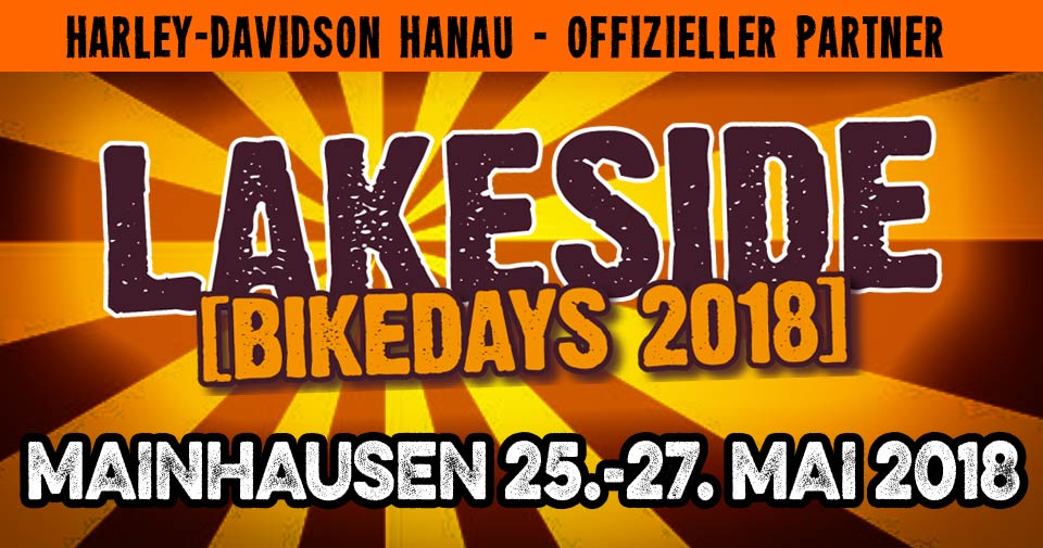 Lakeside Bikedays
