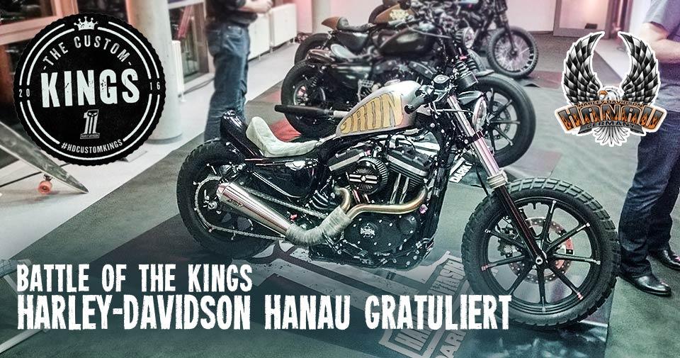 Harley Davidson Hanau: Herzlich Willkommen Im Harley Store Hanau