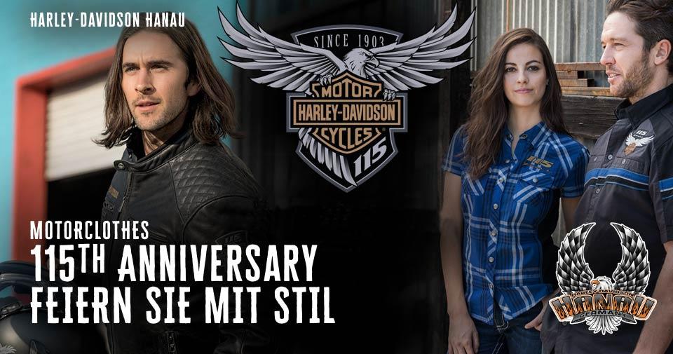 Harley Davidson Hanau: Motorclothes Collection, Harley-Davidson Hanau Collection