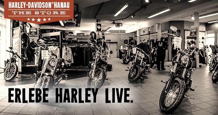 Harley Davidson Hanau: Harley-Davidson Hanau Store