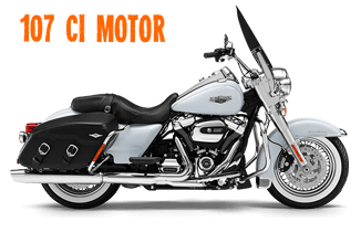Harley-Davidson Touring Road King Classic