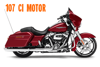 Milwaukee Eight Motor neu Street Glide Special 2017