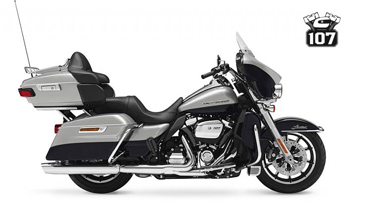 Harley-Davidson Touring Ultra Limited Low 2018
