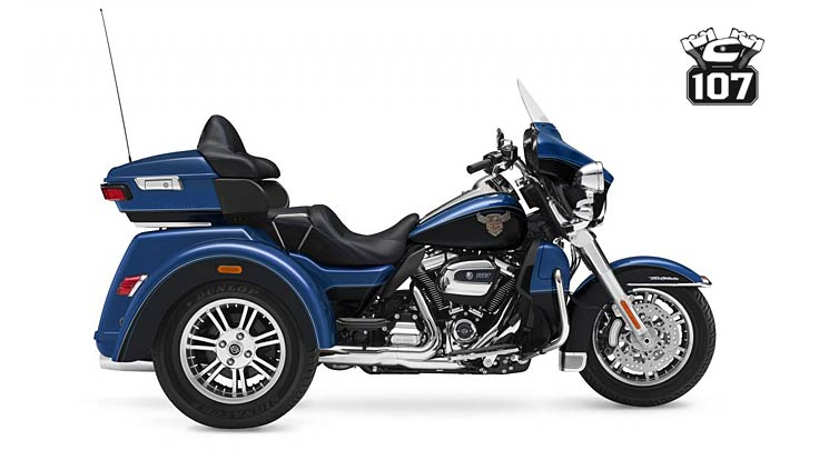 2018 Harley Davidson Tri Glide Ultra 115th Anniversary: Harley-Davidson Hanau