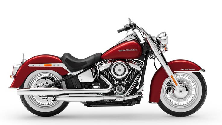 Harley-Davidson Softail Deluxe 2019