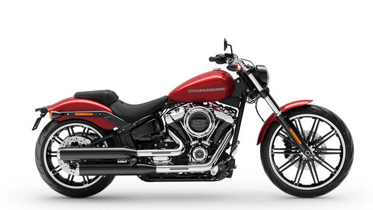 Harley Davidson Softail Breakout Ci