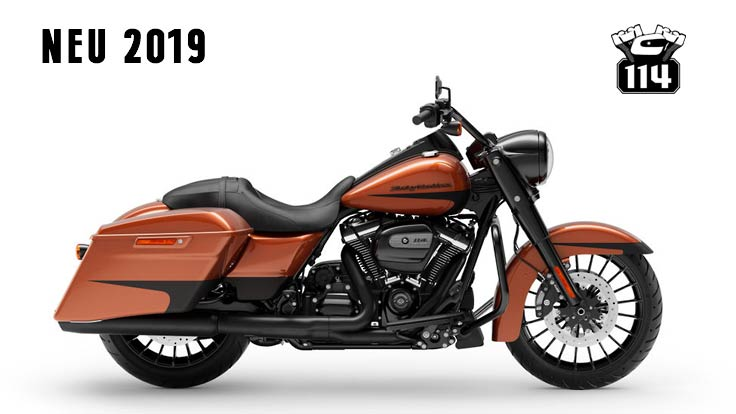 Harley-Davidson Touring Road King Special 2019