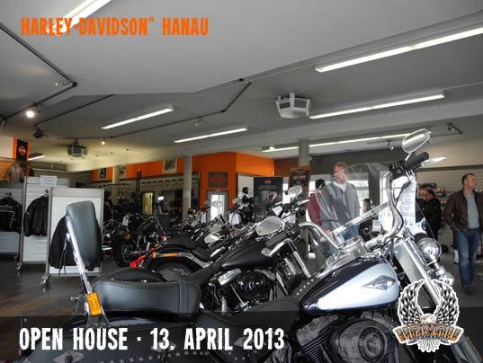 Harley Davidson Hanau: Open House
