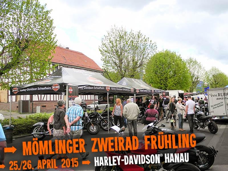 Mömlinger Zweirad Frühling 2015