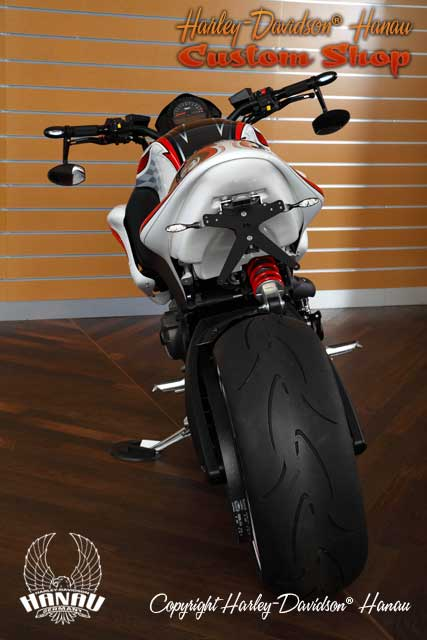 Buell 1125 CR Umbau - Final Attack 240