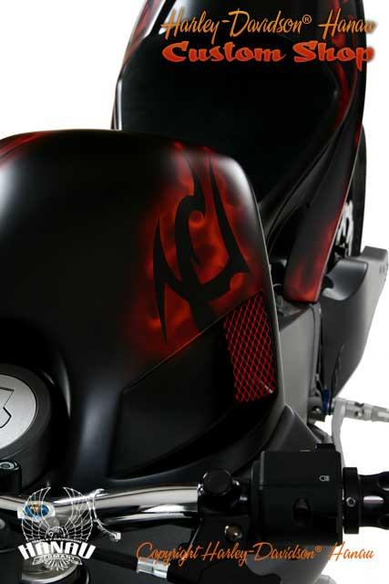 Buell XB 12 S Umbau - Burning Darkness