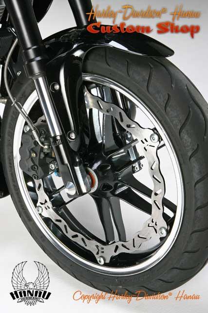 Buell XB12S Dark Edition - Umbau Harley-Davidson Hanau