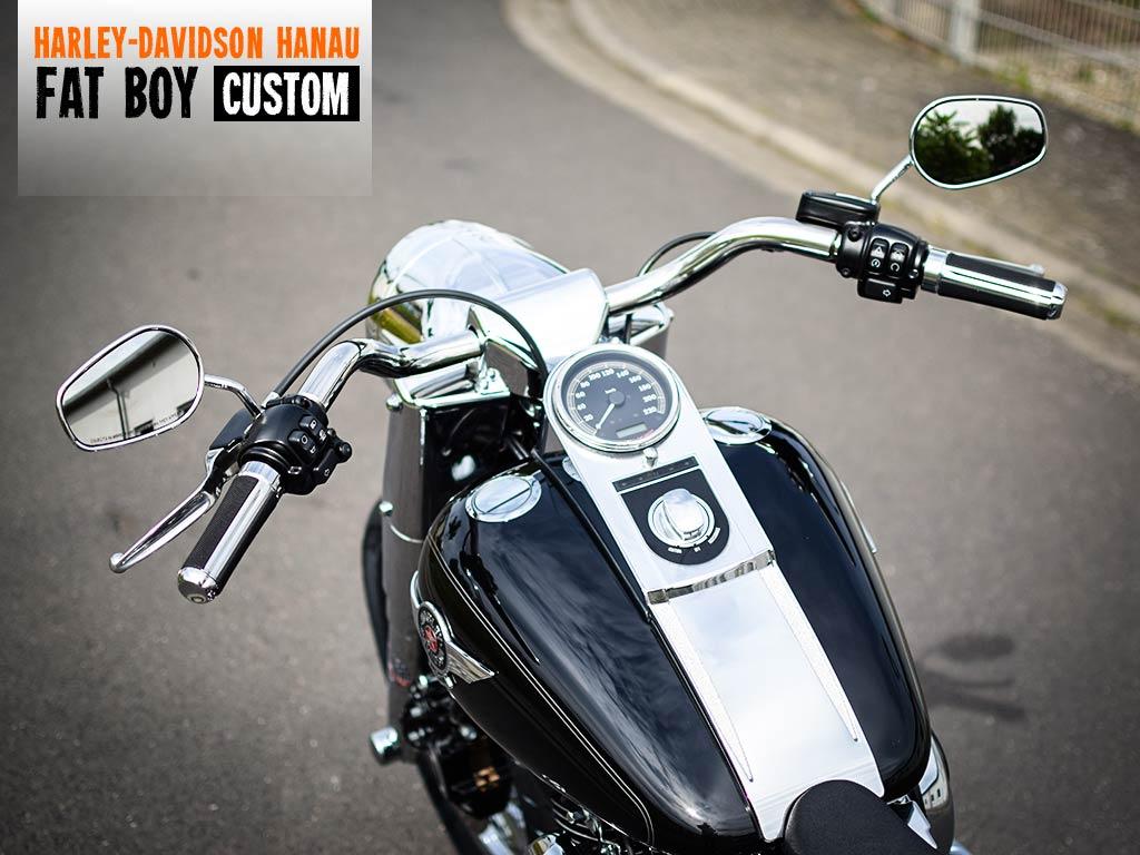 Fat Boy Custom von Harley-Davidson Hanau