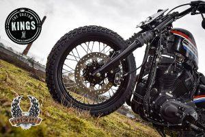 Battle of the Kings 2016: Project FTW - Harley-Davidson Hanau Sportster Iron 883 Umbau