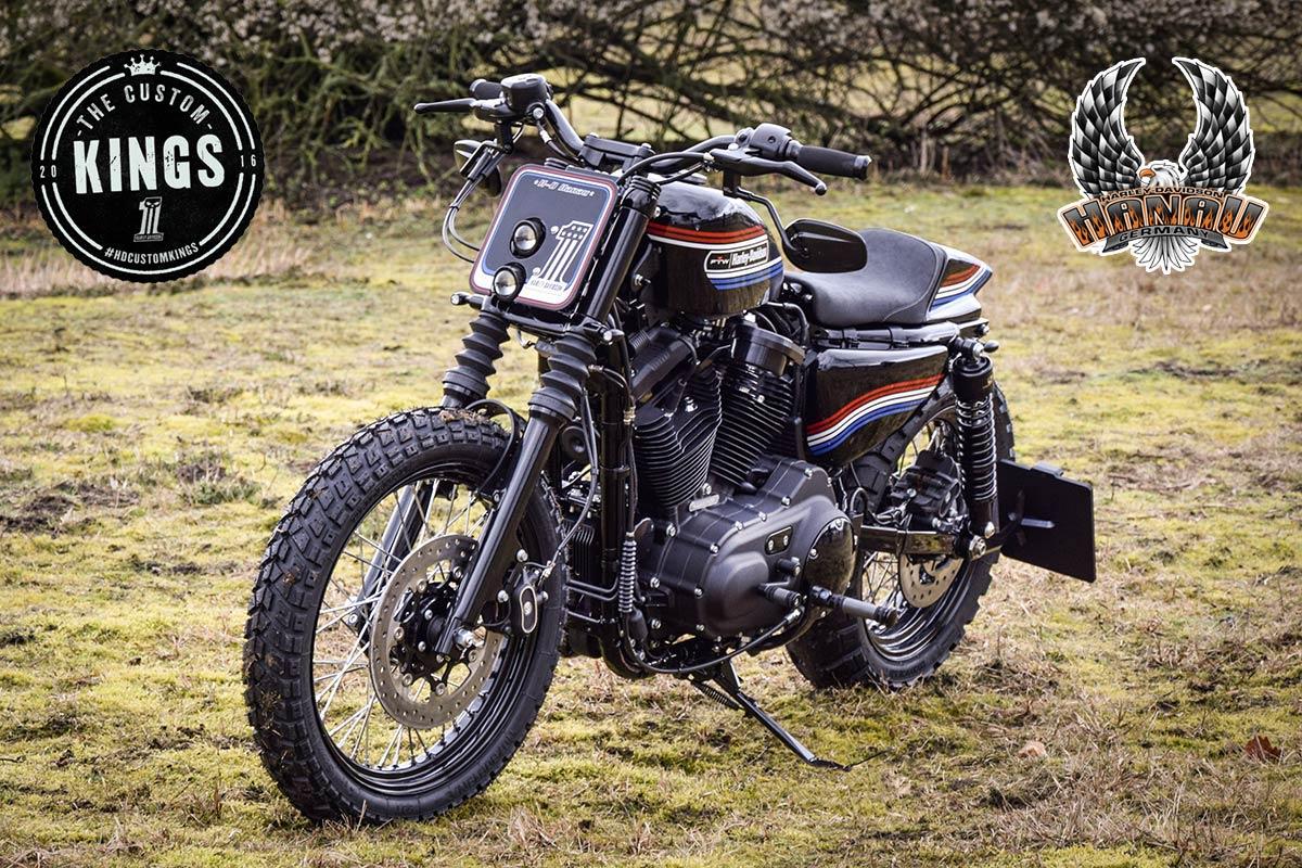 Harley-Davidson Hanau