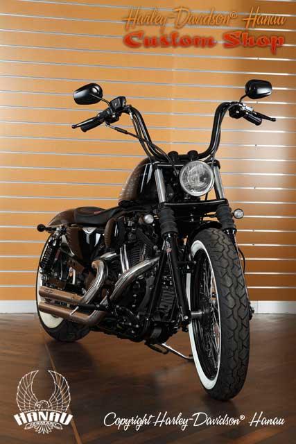Harley Davidson  Auspuff