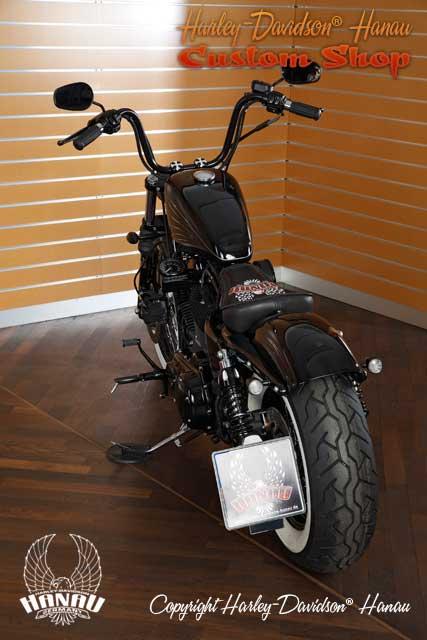 Auspuff Harley Davidson Iron