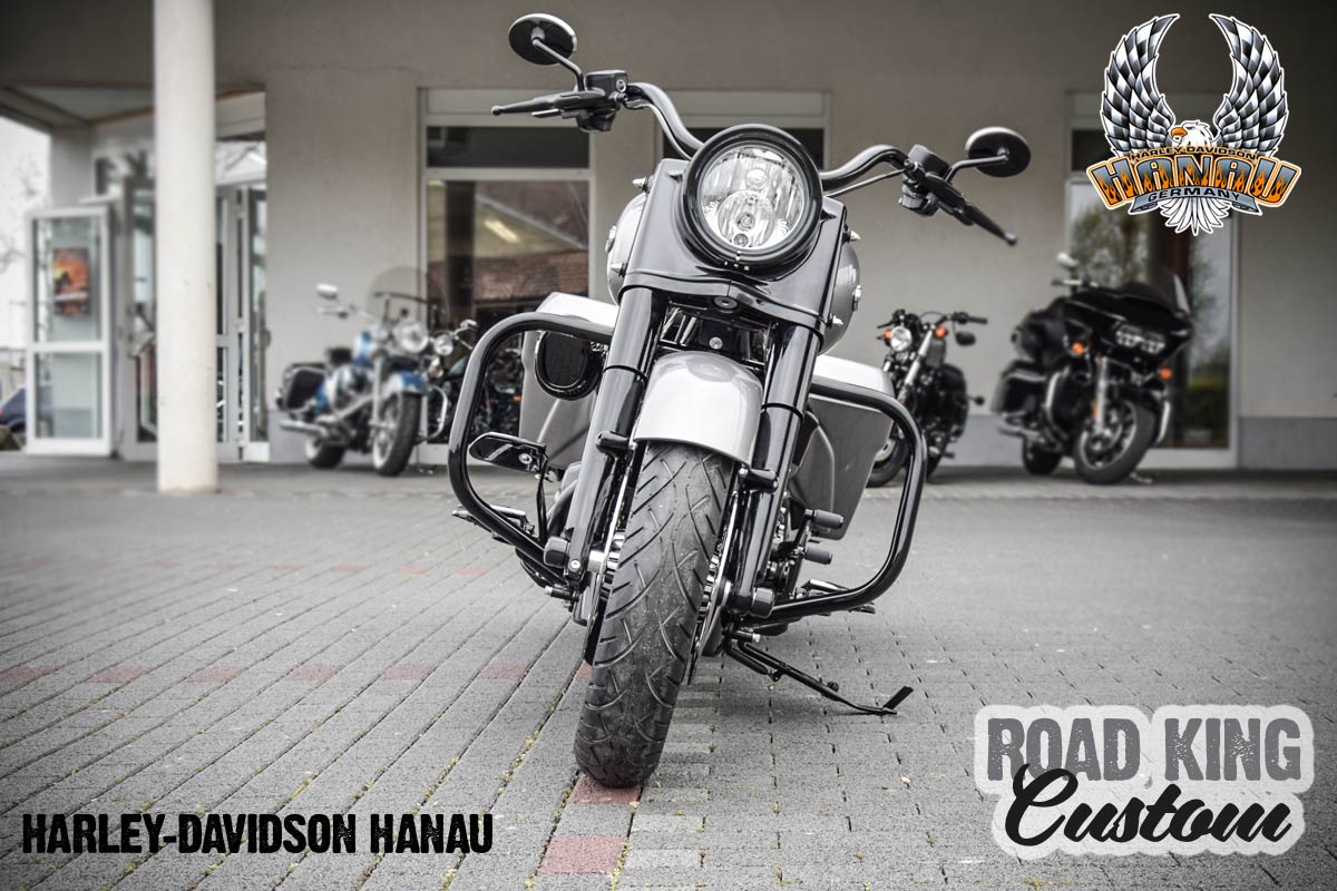 HD-Hanau Road King Custom
