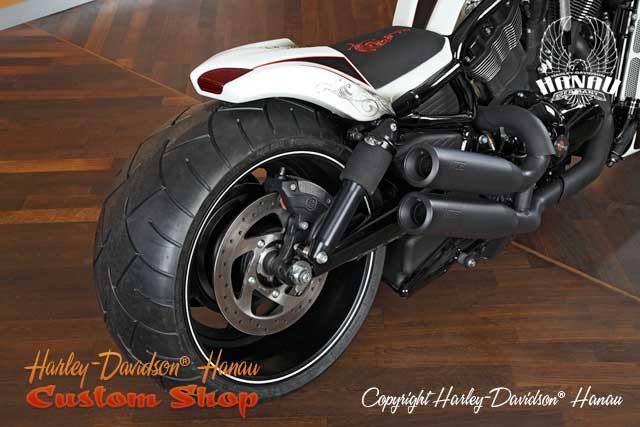 night rod special umbau engelsblut custombike customshop. Black Bedroom Furniture Sets. Home Design Ideas